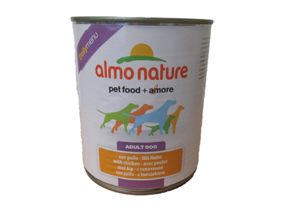 Almo Nature Hondenvoer Nat