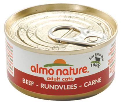 Almo Nature Rundvlees 70gr.