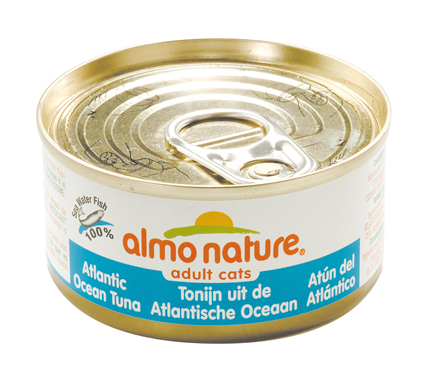 Almo Nature Atlantische Tonijn 70gr.