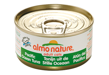 Almo Nature Pacific Tonijn 70gr.