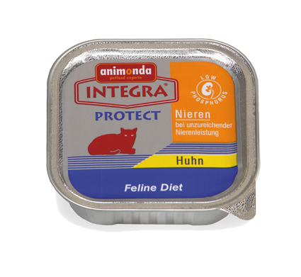 Integra Cat Nieren Kip 100gr.