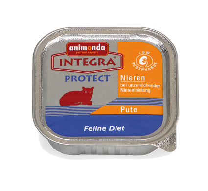 Integra Cat Nieren Kalkoen 100gr.