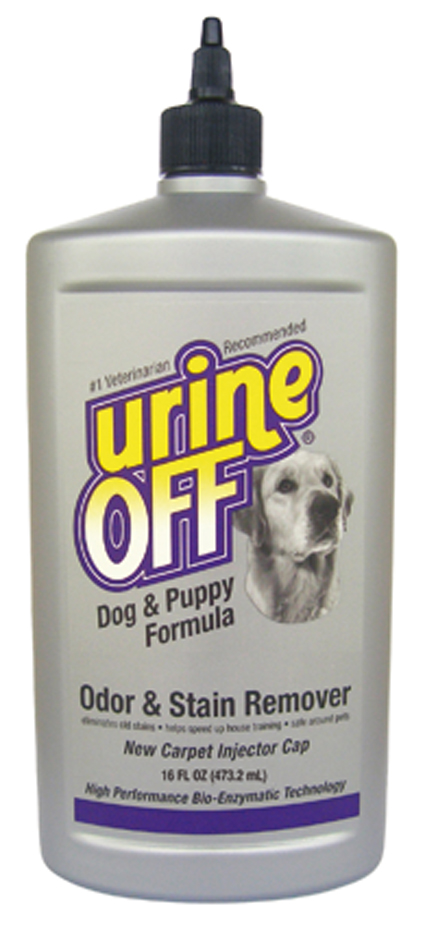 Honden Urine Off Dog & Puppy Formula Injector 16 oz