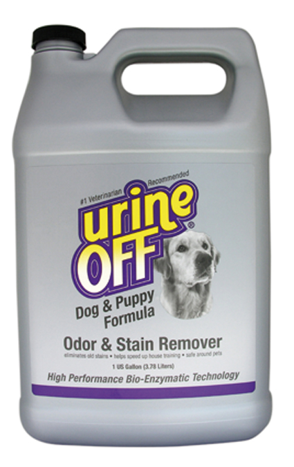 Honden Urine Off Dog & Puppy Gallon 3,79 ltr