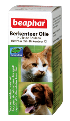 Berkenteerolie Bea Nature 10ml.