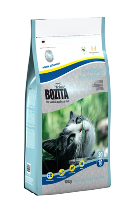 Bozita Feline Kattenvoer Sensitive Diet & Stomach - 10 kilo