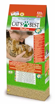 Cats Best Kattenbakvulling Oko Plus - 40 liter