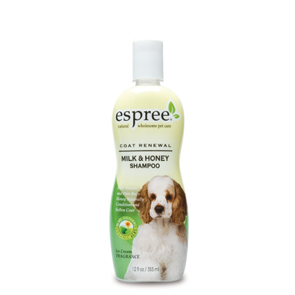 Espree Hondenshampoo Milk en Honey 355 ml