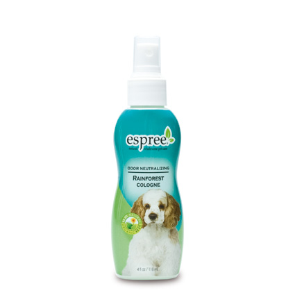 Espree Hondenshampoo Rainforest Cologne 118 ml
