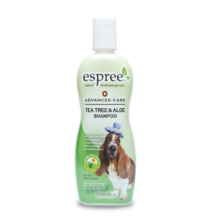 Espree Hondenshampoo Tea Tree & Aloe 355 ml