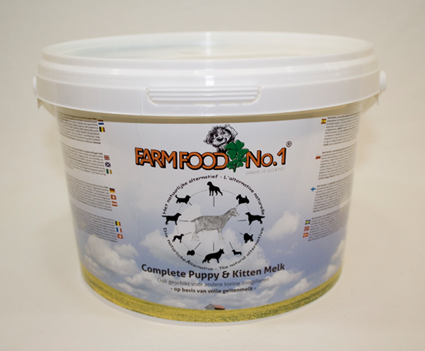 Farm Food Hondenvoer Puppy & Kitten Melk 1500 gram
