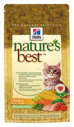 Hill's Nature's Best Feline Kattenvoer Kitten - 2 kilo