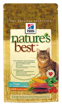 Hill's Nature's Best Feline Kattenvoer Adult Tonijn - 300 gram