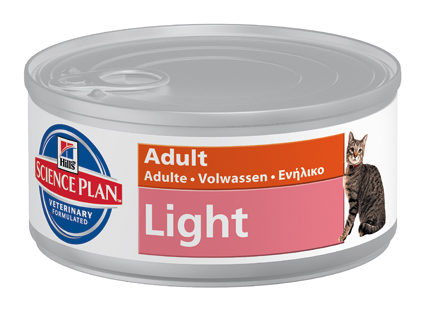 Hills Feline Blik Light 156 gram