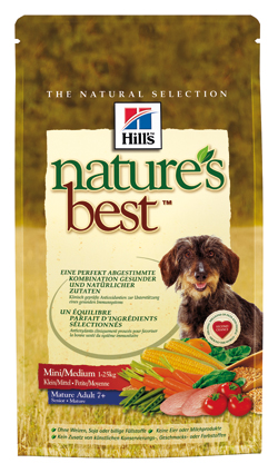 Hondenvoer Hills Canine Mature Mini Medium 2 kg