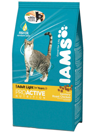 IIams Kattenvoer Light - 300 gram