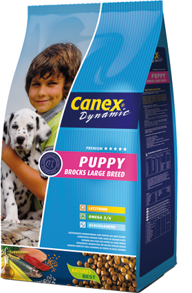 Canex Dynamic Hondenvoer Puppy Large Breed 12,5 kg