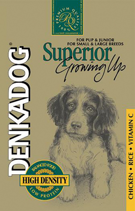 Denkadog Hondenvoer Superior Growing Up 12,5 kg