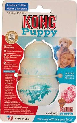 Hondenspeeltje Kong Puppy Medium