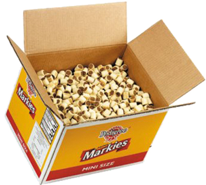 Pedigree Hondensnack Markies Koekjes Mini 12,5 kilo