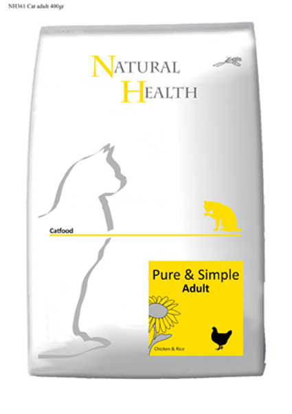 Kattenvoer Natural Health