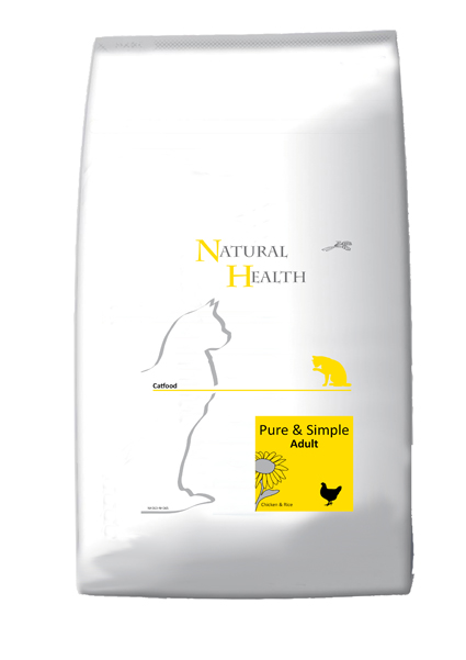 Natural Health Kattenvoer Adult - 7500 gram