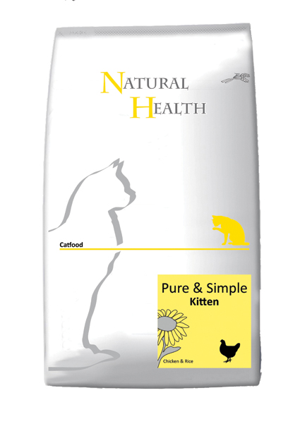 Natural Health Kattenvoer Kitten - 2500 gram