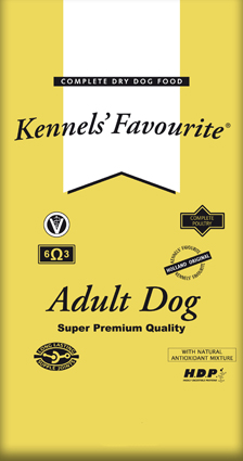 Kennels Favorite Hondenvoer Adult Dog 4 kg