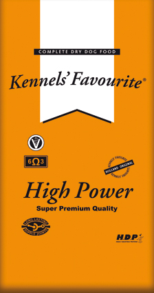 Kennels Favorite Hondenvoer High Power 20 kg