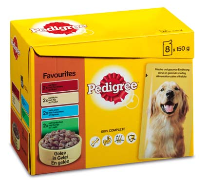 Pedigree Hondenvoer Nat