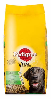 Pedigree Hondenvoer Adult Light 13 kg