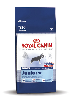 Royal Canin Hondenvoer Maxi Junior 32 - 4 kg