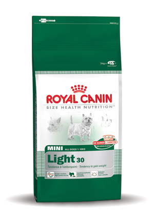 Royal Canin Hondenvoer Mini Light 30 - 8 kg