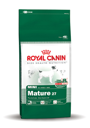 Royal Canin Hondenvoer Mini Mature +8 - 4 kg