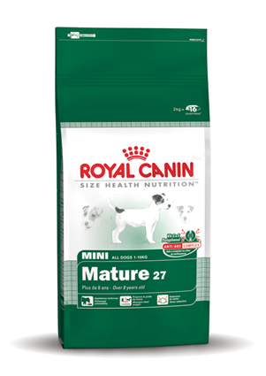 Royal Canin Hondenvoer Mini Mature +8 - 8 kg
