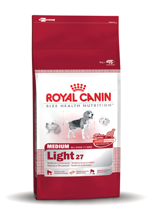 Royal Canin Hondenvoer Medium Light 27 - 13 kg