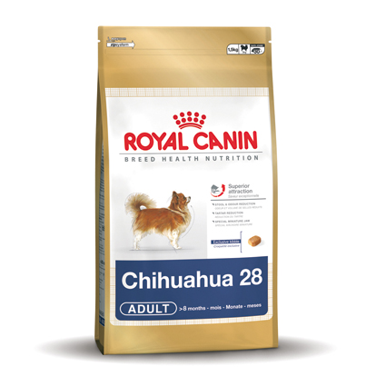 Royal Canin Hondenvoer Chihuahua 28 Adult 3 kg