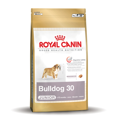 Royal Canin Hondenvoer Bulldog 30 Junior 3 kg