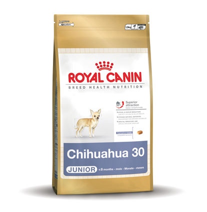 Royal Canin Hondenvoer Chihuahua 30 Junior 1500 gram