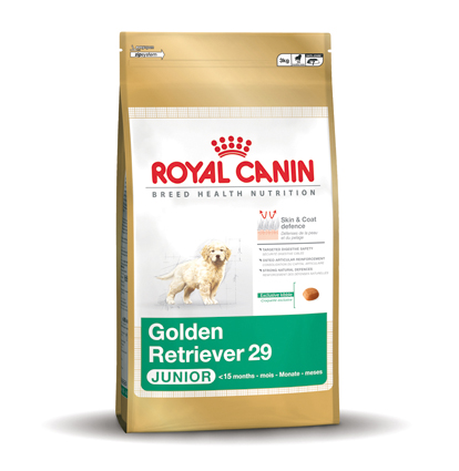 Royal Canin Hondenvoer Golden Retriever 29 Junior 3 kg