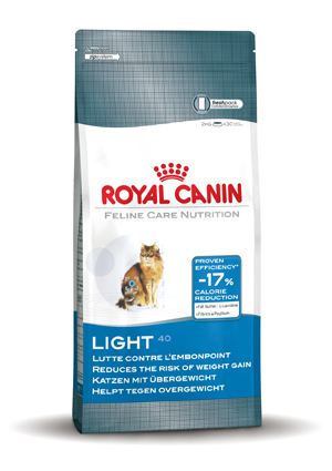 Royal Canin Kattenvoer Light 40 - 2 kilo