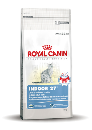 Royal Canin Kattenvoer Indoor 27 - 4 kilo