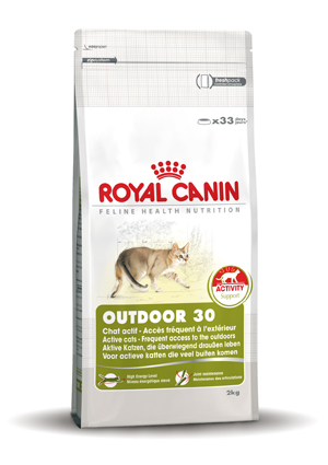Royal Canin Kattenvoer Outdoor 30 - 400 gram