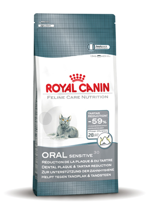 Royal Canin Kattenvoer Oral Sensitive - 8 kilo