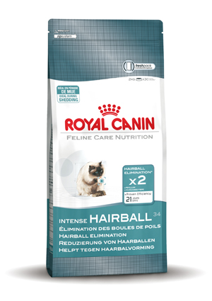 Royal Canin Kattenvoer Intense Hairball 34 - 4 kilo