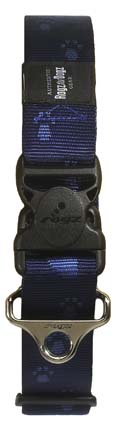 Big Foot Halsband Blue 1 stuks 40mm - 1 5/8