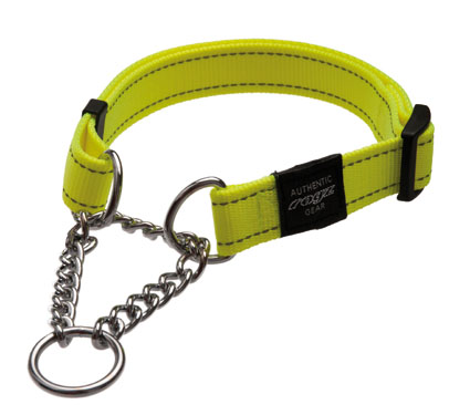 Fanbelt Obedience Yellow 1 stuks 20mm - 3/4