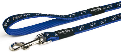 Beach Bum Lijn paws on blue 1 stuks 20mm - 3/4