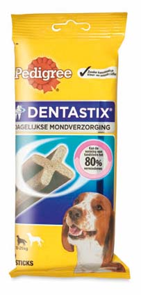 Pedigree Dentastix Medium - 7 stuks